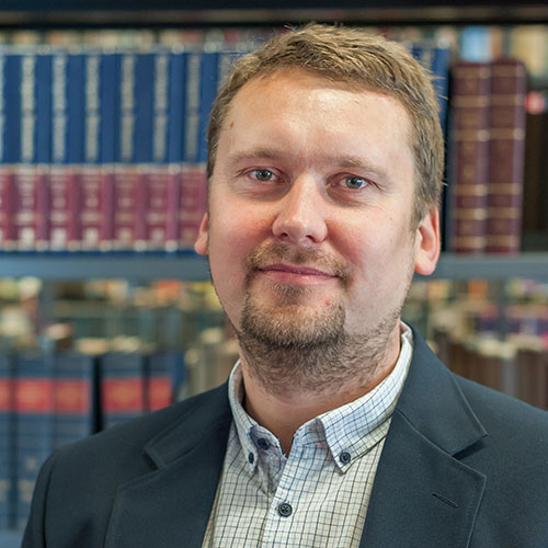 Jan Hrkut, PhD.