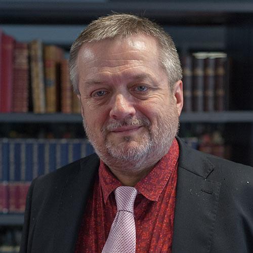 prof. PhDr. Ivo Cermak, CSc.