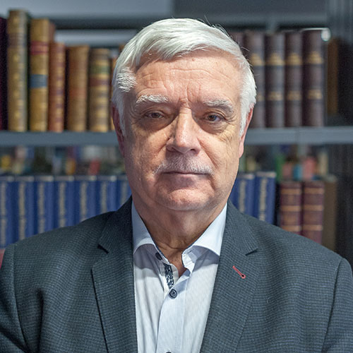 Prof. PaedDr. Milan Ligos, CSc.