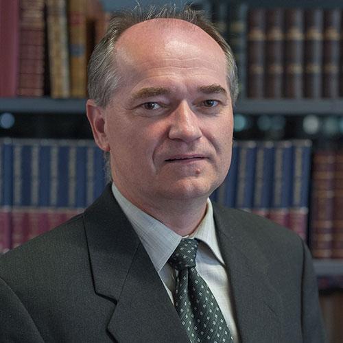 doc. Mgr. Jaroslav Nemes, PhD.