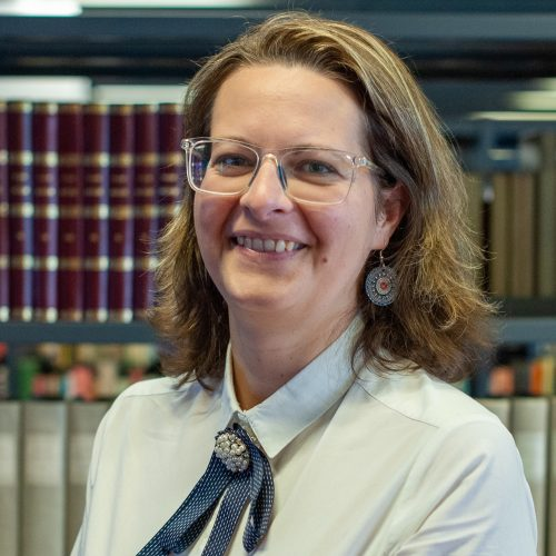 Mgr. Katarína Matejová, PhD.